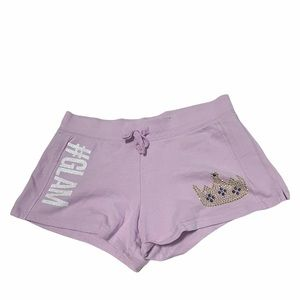 Justice girls #glam shorts